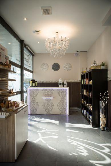 comptoir et maquillage 1001 beauté la Rochelle hammam institut beauté