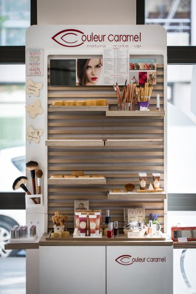 maquillage 1001 beauté la Rochelle hammam institut beauté