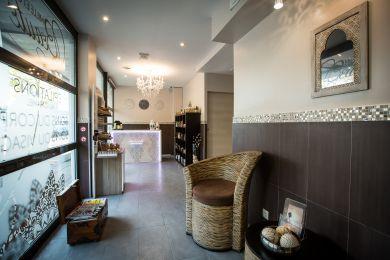 intérieur 1001 beauté la Rochelle hammam institut beauté