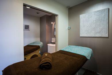 cabines doubles 1001 beauté la Rochelle hammam institut beauté
