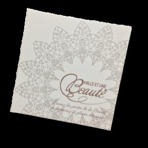 carte des soins et tarifs 1001 beauté la Rochelle hammam institut beauté la rochelle